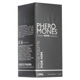 Cobeco Pharma Onyx Pheromones Men Eau De Toilette 14ml