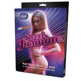 Blush X5 Men Sweet Jasmine Sex Doll Natural