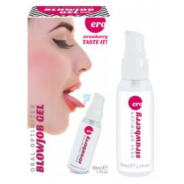 HOT Ero Oral Optimizer Blowjob Gel Strawberry 50ml