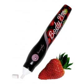 Secret Play Body Pen Strawberry 35g