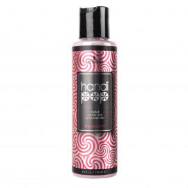 Sensuva Handipop Strawberry Hand Job Massage Gel 125ml