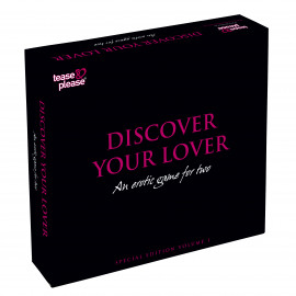 Tease & Please Discover Your Lover Special Edition - Erotic Game English Version