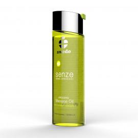 Swede Senze Massage Oil Arousing Lemon Pepper Eucalyptus 75ml