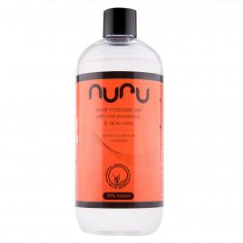 Nuru Massage Gel with Nori Seaweed & Aloe Vera 500ml