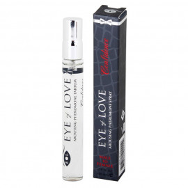Eye of Love Pheromone Parfum for Men Confidence Travel Size 10ml