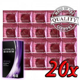 Vitalis Premium Strong 20 pack