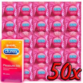 Durex Pleasure Me 50 pack