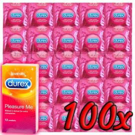 Durex Pleasure Me 100 pack