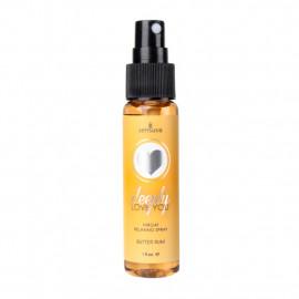 Sensuva Throat Relaxing Spray Butter Rum 30ml