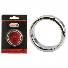 Malesation Metal Ring Professional 38