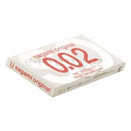 Sagami Original 0.02 S 2 pack