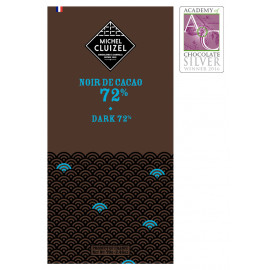Michel Cluizel Noir 72% 70g