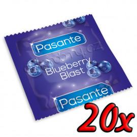 Pasante Blueberry Blast 20 pack