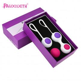 Paloqueth Silicone Ben Wa Balls