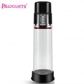 Paloqueth Automatic Penis Vacuum Pump Rechargeable