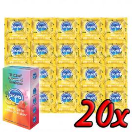 Skins Banana 20 pack