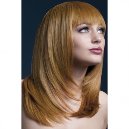 Fever Tanja Wig 42524 - Auburn Wig