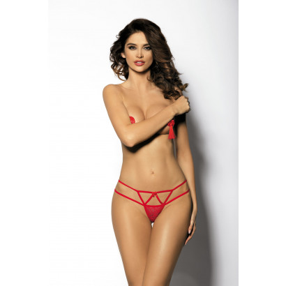 Anais Gloria String Red