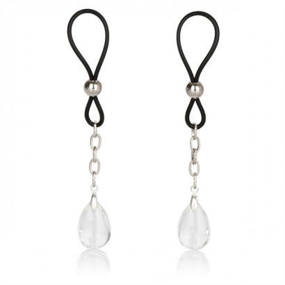 California Exotics Nonpiercing Nipple Jewelry Crystal - Ornaments For Nipples