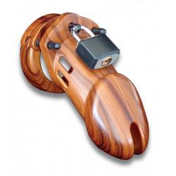 CB-X CB-6000 Chastity Cage Wood