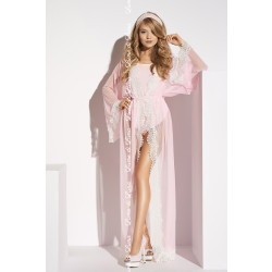 Me Seduce Ardea Long Robe Pink