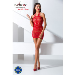 Passion Bodystocking BS063 Red