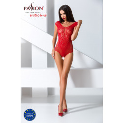 Passion Bodystocking BS064 Red