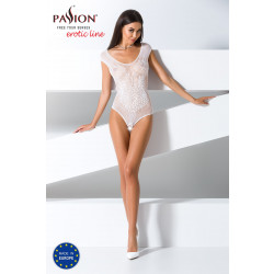 Passion Bodystocking BS064 White