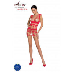 Passion Bodystocking BS089 Red