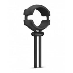 Dorcel Fit Ring Adjustable Cockring Black