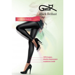 Gatta Leggings Black Brillant