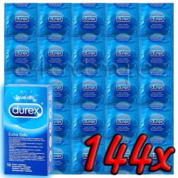 Durex Extra Safe 144 pack