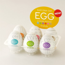 Tenga Egg Mix 6 pack