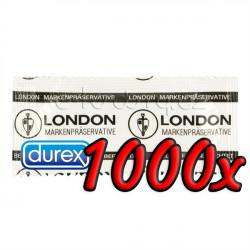 Durex London Wet 1000 pack