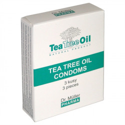 Dr. Müller Condoms with Tea Tree Oil 3 pack