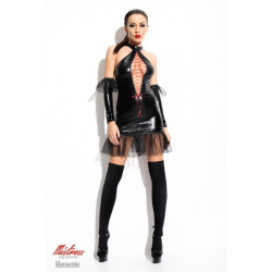 Demoniq Martha Premium Lady Erotic set Black