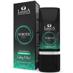 Luxuria Vortex Gel Cooling Effect 30ml