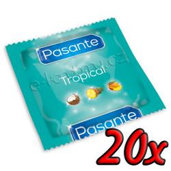 Pasante Tropical Ananas 20 pack