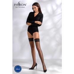 Passion ST019 Stockings Nero