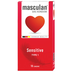 Masculan Sensitive 10 pack
