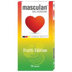 Masculan Frutti Edition 10 pack