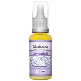 Saloos Bio Regenerating Facial Oil Lavender 20ml