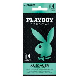 Playboy Condoms Ausdauer 4 pack