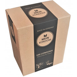 Mein Kondom Sensitive Fair & Vegan Box 100 pack