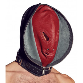 Zado Leather Double Mask