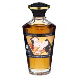 Shunga Aphrodisiac Warming Oil Caramel Kisses 100ml