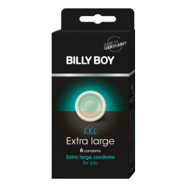 Billy Boy Extra Large 6 pack