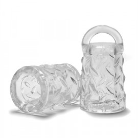 Oxballs Gripper Clear