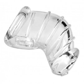 Master Series Detained Soft Body Chastity Cage