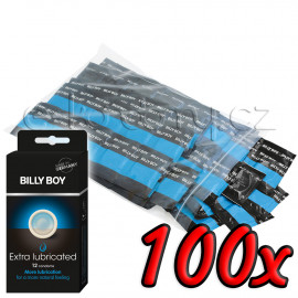 Billy Boy Extra Lubricated 100 pack